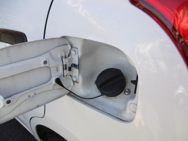燃料の給油口1