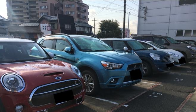 いろんな色の車両